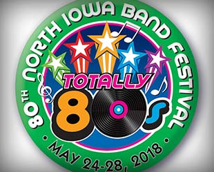 80th North Iowa Band Festival Highlight Reel