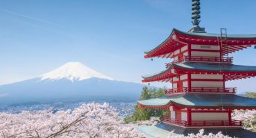 Japan – Frank Lloyd Wright, Fuji, and Fun!