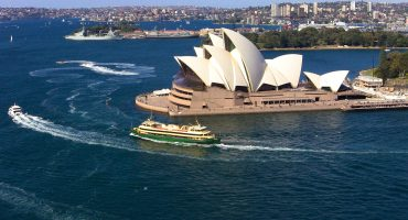 Australia & New Zealand Info Session