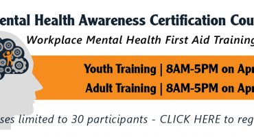 Mental Health Awareness Certification
