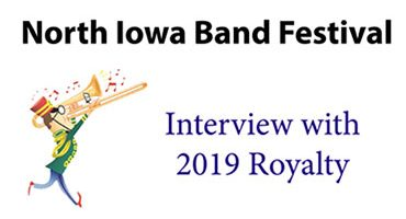 Interview with 2019 Band Festival Royalty