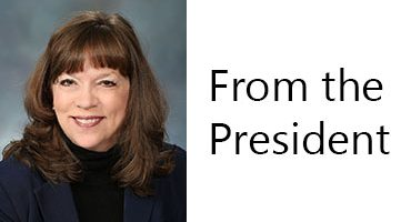 A Message from Chamber President Robin Anderson
